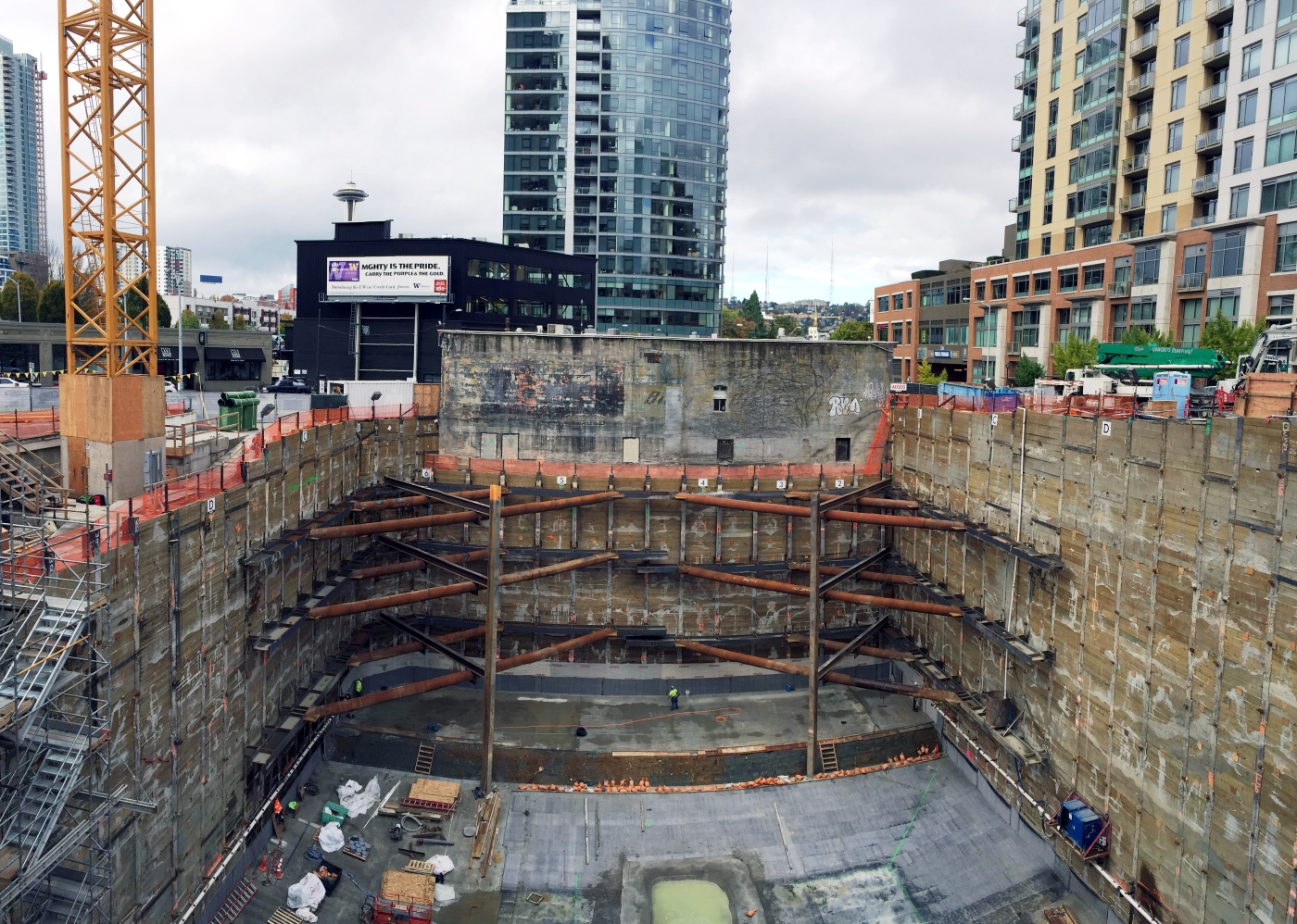 Shoring In Construction : Seattle djc local business news and data