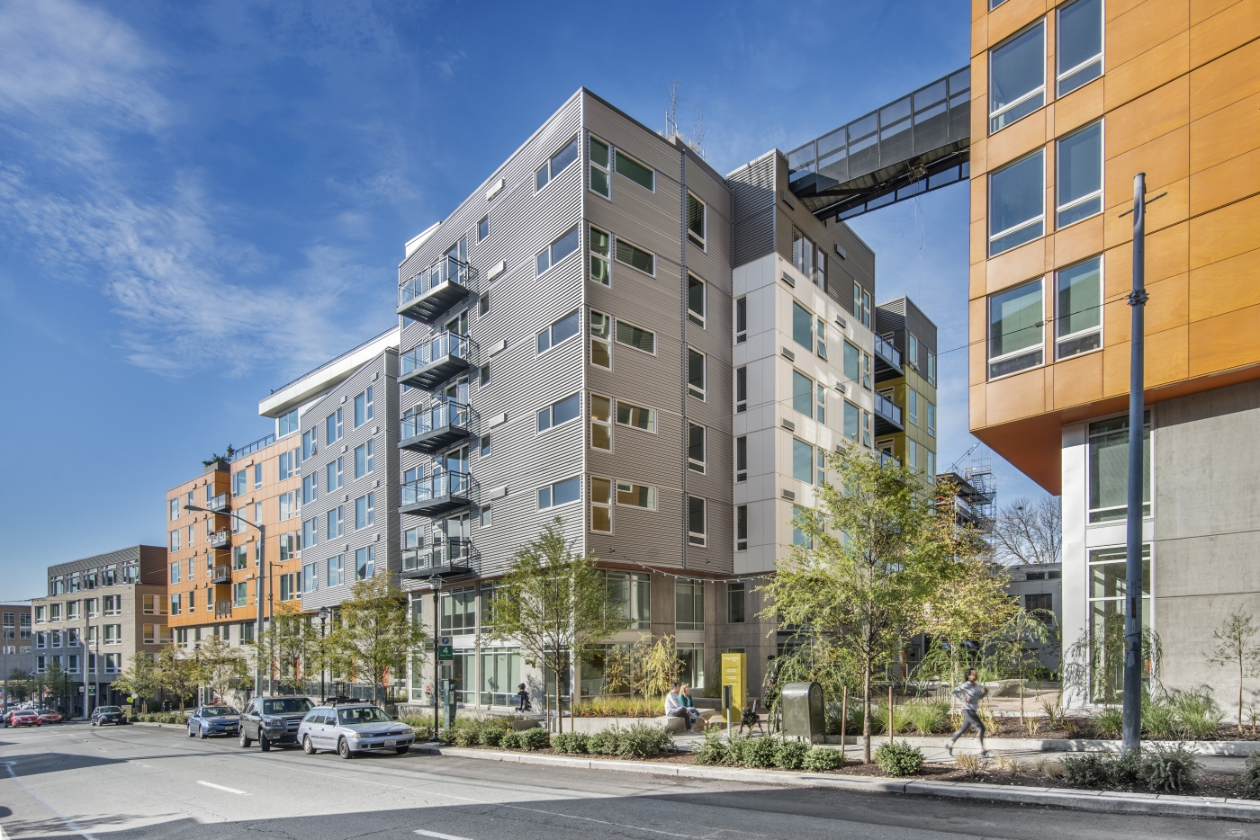 Seattle local business news and data for Multi family living
