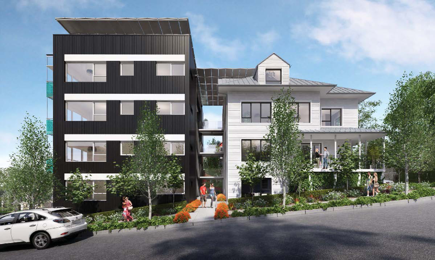 Seattle local business news and data for Apartment zero design