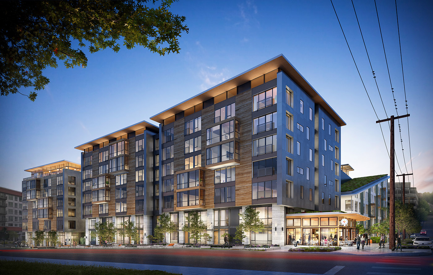 Apartment Buildings In Seattle seattle djc local business news and data - construction