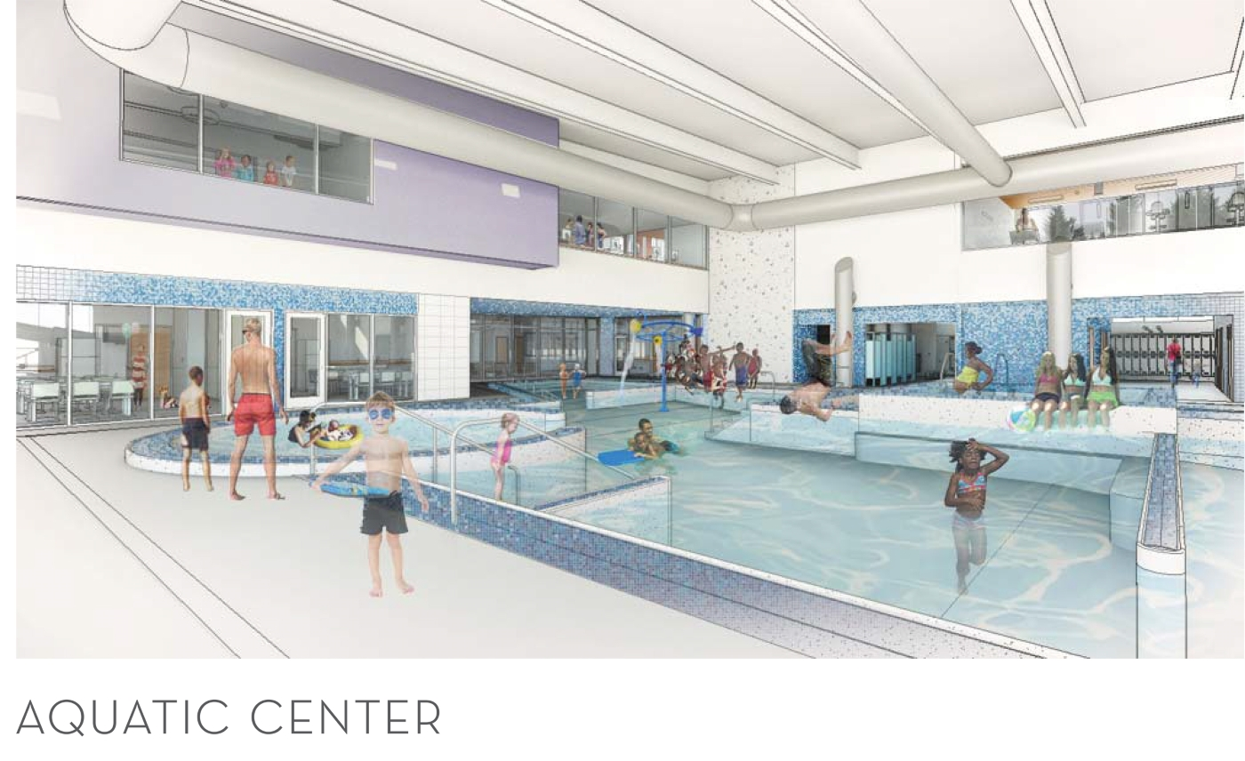 Seattle local business news and data construction 30m tacoma community center will for Swimming pool installation seattle
