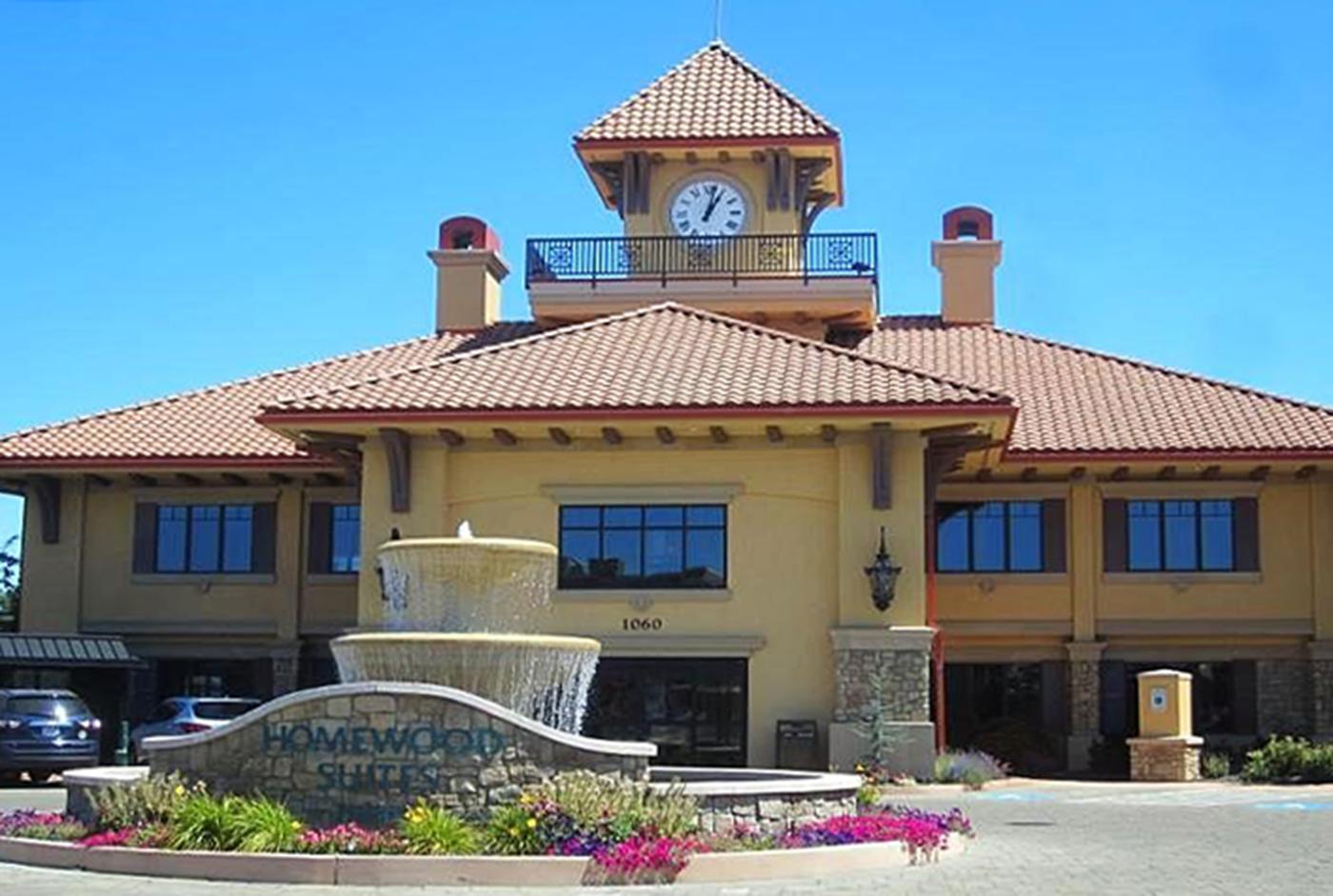 Alden Suites Hotel Office