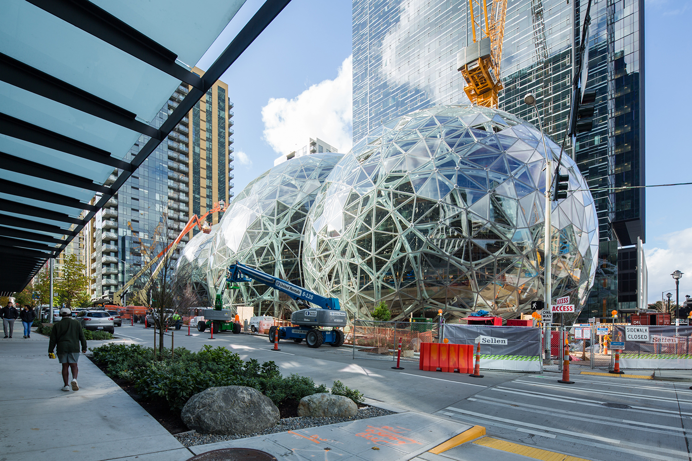 The Competition to Host Amazon's Second American Headquarters Is On